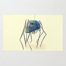 Spidercar Rug