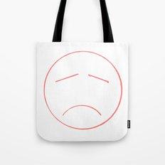 Unsmile Tote Bag
