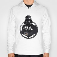 darth vader Hoodies featuring Darth Vader by Yvan Quinet