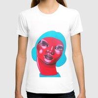 bubble T-shirts featuring BUBBLE by Zelda Bomba