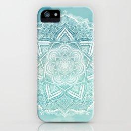 Mandala sky iPhone Case
