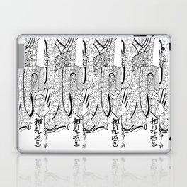 Kimono art  Laptop & iPad Skin