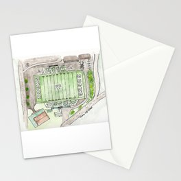 Trinity High School Football Field, Louisville, KY #gift Stationery Cards