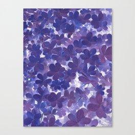 Clover VII Canvas Print
