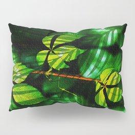 Leaves V9WL Pillow Sham