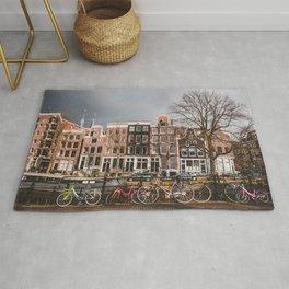 Amsterdam, Netherlands Rug
