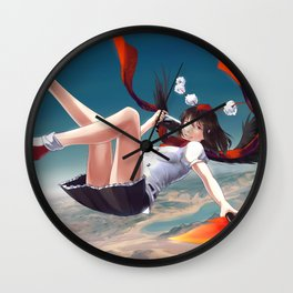 PERFECT JOURNALIST Wall Clock