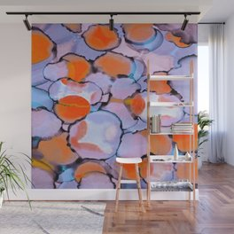 Letting Go Is Hardest While Loving Wall Mural