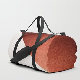 Copper Duffle Bag