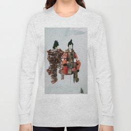 Rei Kawakubo at the Met Long Sleeve T-shirt