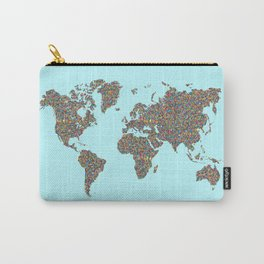 Slum World Carry-All Pouch