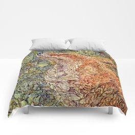 Scenting Sunshine Comforters
