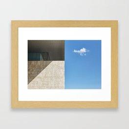 The Opera Framed Art Print