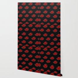 Akatsuki Clouds Full Print Wallpaper