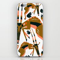africa iPhone & iPod Skins featuring Africa by Marijke Buurlage