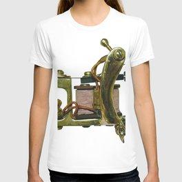Machine nine T-shirt