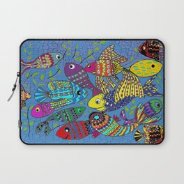 Beautiful Fish Laptop Sleeve