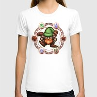 gnome T-shirts featuring Gnome  by likelikes