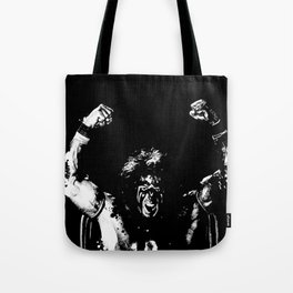 Warrior!!! Tote Bag