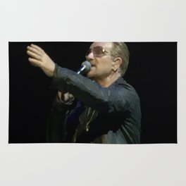 Bono - In Concert At London Rug