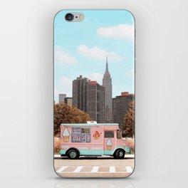 New York Ice Cream iPhone Skin