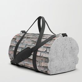Another brick in the wall Duffle Bag