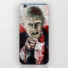 I want you! iPhone & iPod Skin