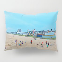 Old Orchard Beach  Pillow Sham