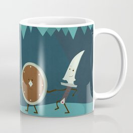 Let's All Go On an Adventure Coffee Mug