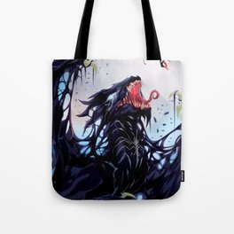 Venom Dragon Tote Bag