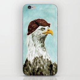 Mid-Life Crisis Eagle  iPhone Skin
