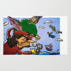 Peter Pan Rug