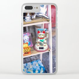 The Jaffa Diaries S04 Clear iPhone Case