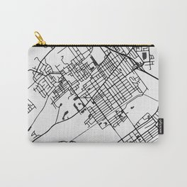 Wilkes-Barre Pennsylvania Map Carry-All Pouch
