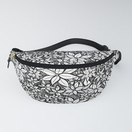 Petals in the Wind Fanny Pack