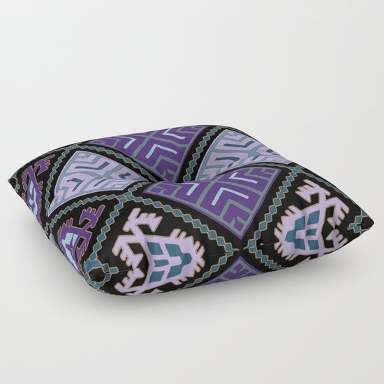 Pattern 025 Floor Pillow