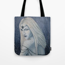 Snow Witch Tote Bag