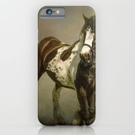 The Gypsy cob iPhone Case