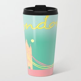 London Bridge Metal Travel Mug