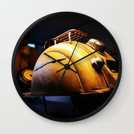 Retro Vespa Wall Clock