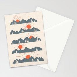 Sunrises... Sunsets... Stationery Cards