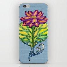Lotus in Love iPhone & iPod Skin