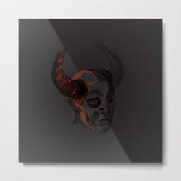 Trueforms #1 - demon!Dean Metal Print