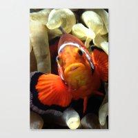nemo Canvas Prints featuring Nemo  by RevatiN