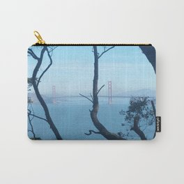 Golden Gate Dreaming Carry-All Pouch
