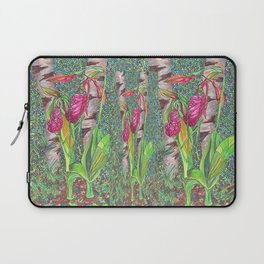 Lady Slippers Laptop Sleeve