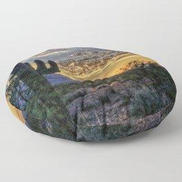 Sonoran Sunrise Floor Pillow