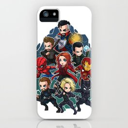 Infinity War iPhone Case