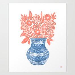 Fresh Bloom Art Print