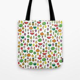 fruits & vegetables Tote Bag